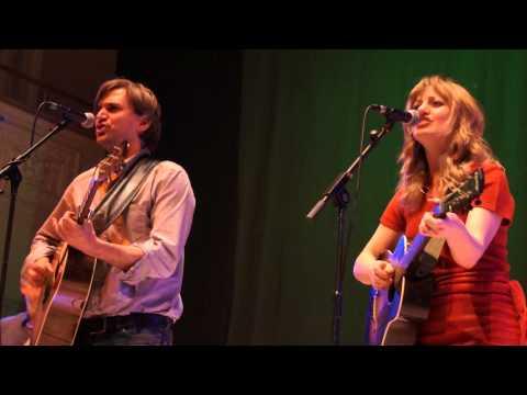 Anais Mitchell & Jefferson Hamer - Sir Patrick Spens, (Celtic Connections, Glasgow 2 Feb 2013)