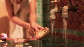 الحمام المغربي بالبيت || moroccan spa