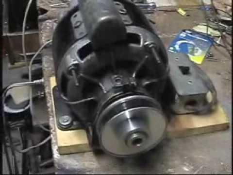 Old General Electric 1 3hp Motor