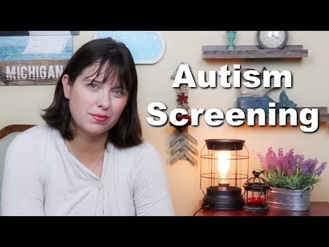 Autism Screening| Let's Talk About The M-CHAT