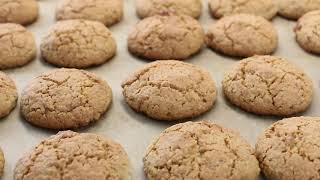 Овсяное печенье 🔶 Рецепт домашнего овсяного печенья