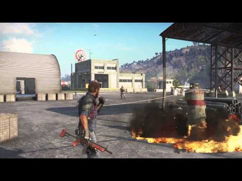 JUST CAUSE 3 | E3 2015