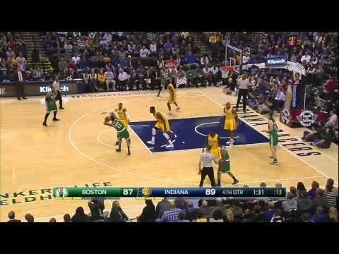 Boston Celtics vs Indiana Pacers | January 9, 2015 | NBA 2014-15 Season