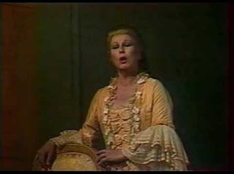 """Gundula Janowitz - """"Porgi Amor"""" (1980)"""