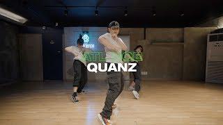 Miss Mulatto - ATL Hoe | Quanz Choreography