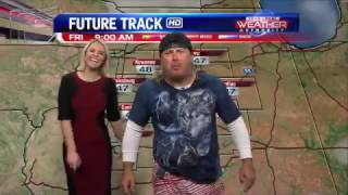 Donnie Baker Weather Forecast