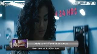 95 - Nicky jam Ft Cosculluela - Te Busco .-[=Dj Letal Mix=]-. Regueton image