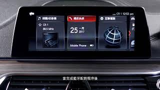 BMW X3 - Bluetooth Pairing