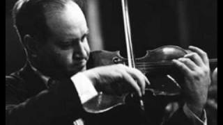 David Oistrakh: Romance No. 2 in F major for Violin and Orchestra, Op. 50 (Beethoven)