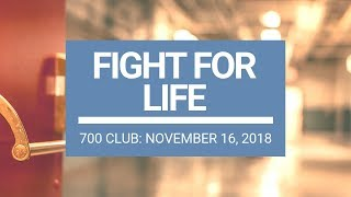 The 700 Club - November 16, 2018