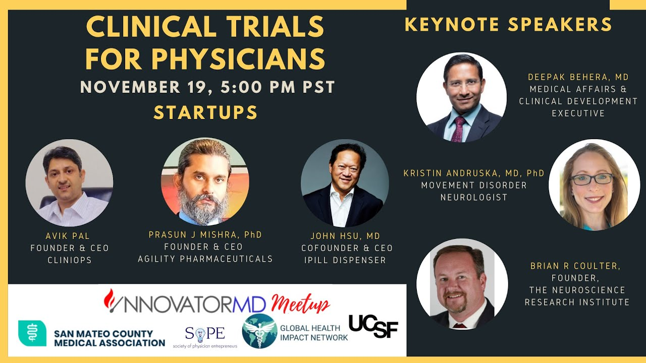 Clinical Trials for Physicians