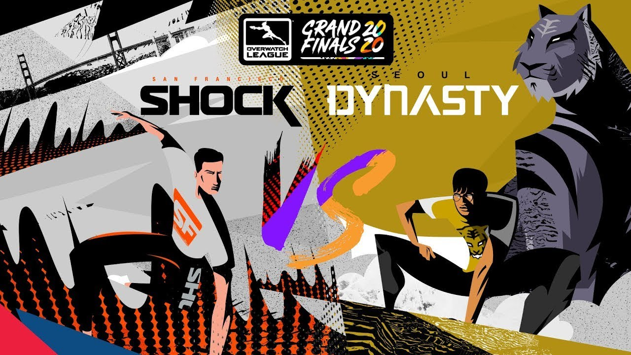 GRANDE FINAL | San Francisco Shock vs Seoul Dynasty | Dia 3