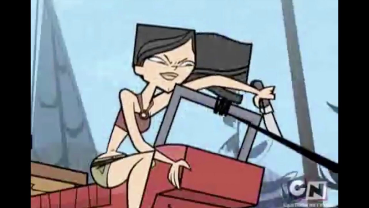 Total drama island nude heather 4