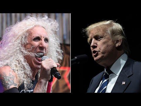 Dee Snider: Trump Is Anti-American + a Communist Sympathizer