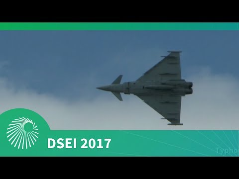 DSEI 2017: Typhoon updates and plans for the future