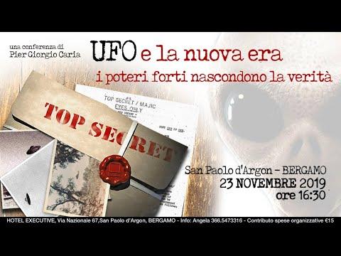 Ufo e la nuova era, i poteri forti nascondono la verità