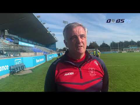 Cuala selector Gerry Killion chats to DubsTV