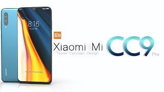 Xiaomi Mi CC9 2019 Trailer Concept Design Official introduction !