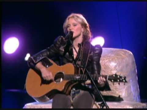Madonna -  I Deserve It - DWT 2001 Live