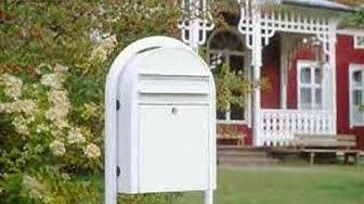 Bobi postilaatikot OmaPiha08 messuilla