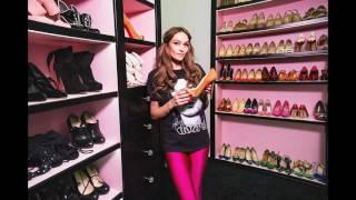 Алена Водонаева показала свою гардеробную!