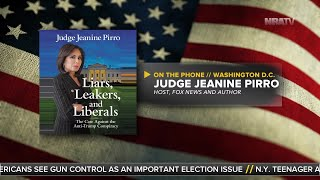Judge Jeanine on Her New Book