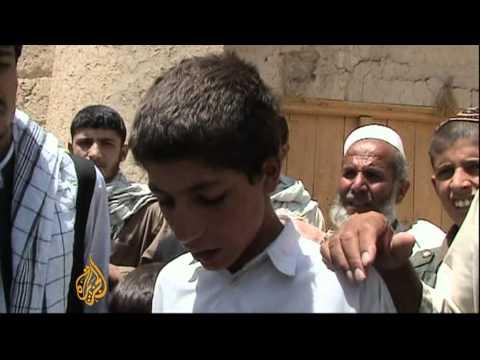 Civilian deaths spark Afghan unrest