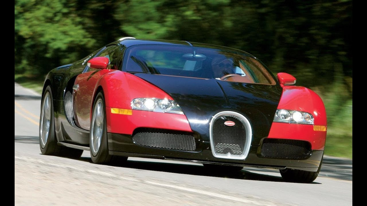 Bugatti Veyron 16.4 - CAR and DRIVER - YouTube