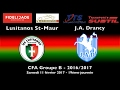 US Lusitanos vs Drancy