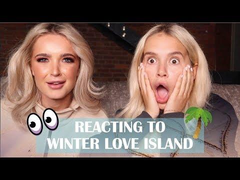 REACTING TO WINTER LOVE ISLAND.....