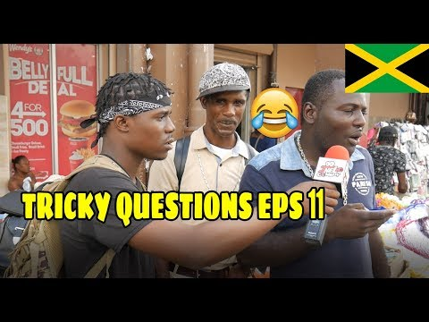 Trick Questions In Jamaica Episode 11 [DownTown Kingston] @JnelComedy @DiQuestions mp4