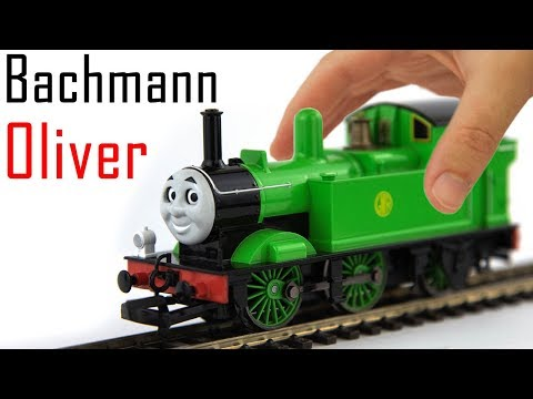 Unboxing the Bachmann Oliver from Thomas & Friends