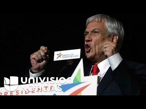 Chile gira a la derecha: Sebastián Piñera vuelve a la presidencia después de cuatro años