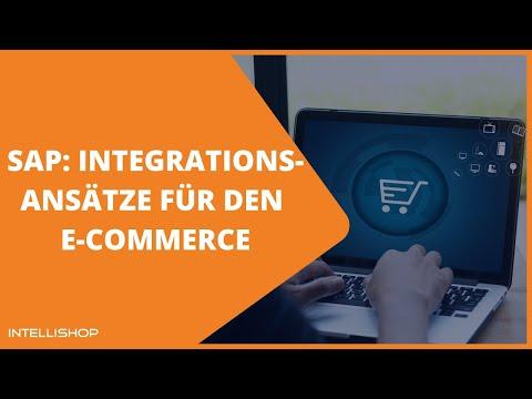 SAP: Integrationsansätze für den E-Commerce