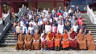 20150920美國莊嚴寺禪修照片