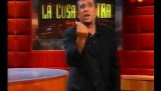 La Cosa Nostra 223 - Monoleg Andreu Buenafuente (Portar ulleres) - TV3
