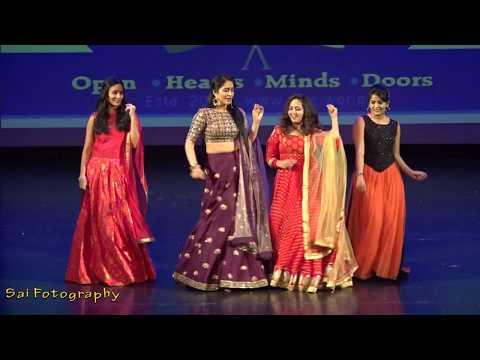 IAGC-Sankranthi Celebrations - 2018 Regina Cassandra, Lasya and Amulya Dance performances