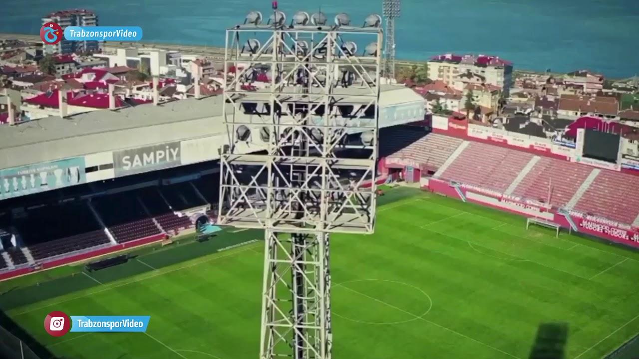 Fırtınam İhtilal Sen Efsanesin Trabzonspor