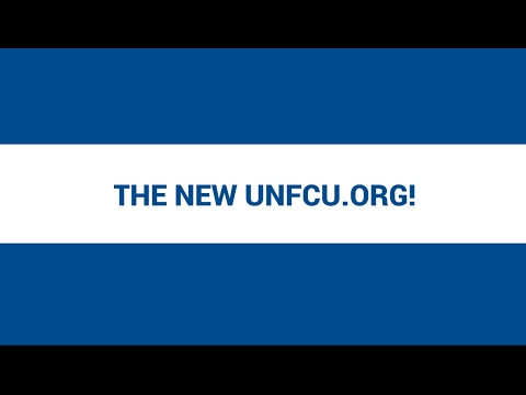 Introducing the New UNFCU.org - YouTube