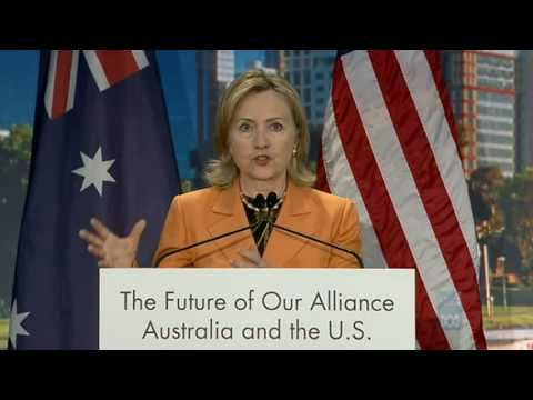 Hillary Rodham Clinton - An Australian Conversation