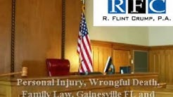 Personal Injury and Family Law, Gainesville and Achua County, FL
