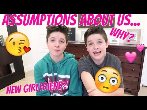 ASSUMPTIONS ABOUT US... | Brock And Boston