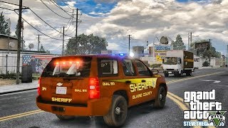GTA 5 MODS LSPDFR 0.4.3 - EP 31 - PALETO BAY PATROL!!! (GTA 5 REAL LIFE PC MOD)