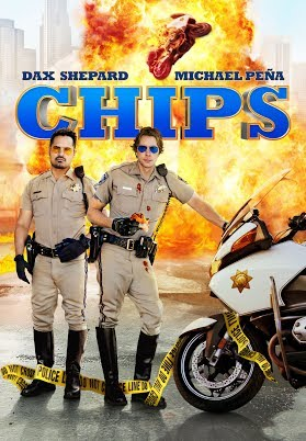 CHiPs 2017 DVD9 NTSC Latino