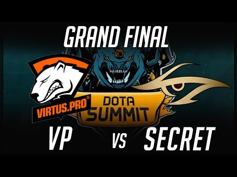 Grand Final VP vs Secret Summit 7 Highlights Dota 2 by Time 2 Dota #dota2