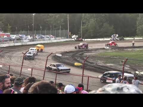Ford Fitzgerald #88 Johnny Gammell-Bear Ridge Speedway