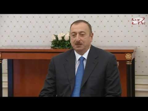 President Ilham Aliyev received  member of the National Assembly of France Jean-Francois Mancel
