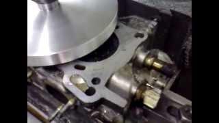 jayf engineering services tn39 skimming badly corroded honda cylinder head blown headgasket