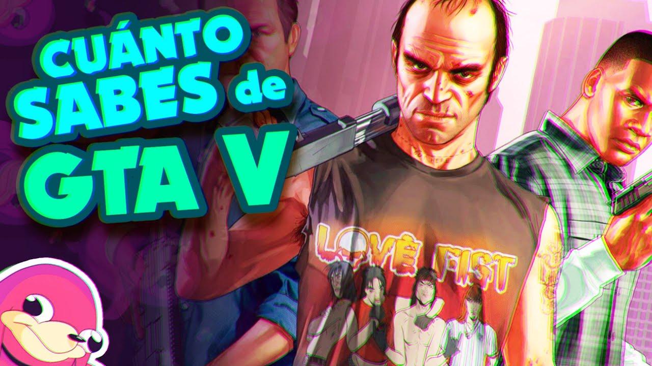 💰 Trivial de GTA V | ¿Cuánto sabes sobre GTA V?