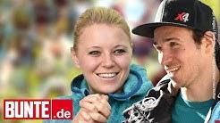 Miriam & Felix Neureuther - Mutig, die kleine Matilda! Ihre Tochter steht den Eltern in nichts nach